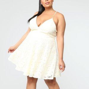 $8 SALE NWT Fashion Nova dress 3X fits like 1X/XL